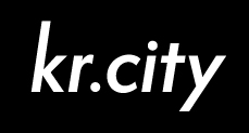 kr.city – manufactured for locals